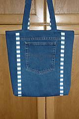 Veľké tašky - Ríflová taška (dva varianty) - 10747067_
