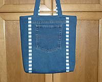 Veľké tašky - Ríflová taška (dva varianty) - 10747068_