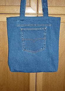 Veľké tašky - Ríflová taška (dva varianty)  (jednofarebná) - 10747034_