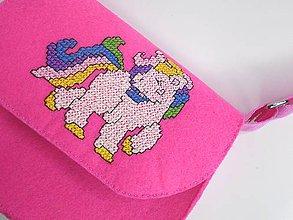 Detské tašky - Moja prvá kabelka (Poník) - 10744899_