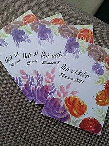 Nezaradené - Akvarelové pohľadnice - 10747758_