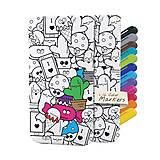 - Kreatívne puzdro Doodle - 10745480_