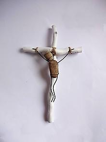 Dekorácie - kríž - 10744892_