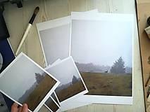 Obrazy - cestou na Kľak • PRINT - 10745840_