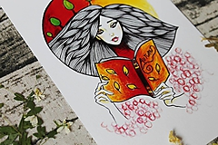 Kresby - Ideálny čas na knihu - 10696229_