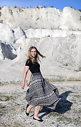 Sukne - sukňa Fatima - 10748350_