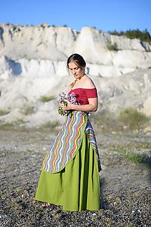 Sukne - Sukňa Marietta 2v1 - 10748560_