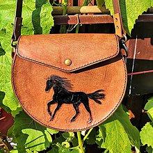 Kabelky - Dámska kožená kabelka - 10746828_