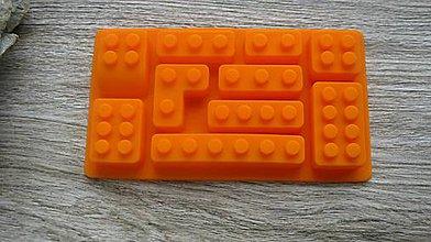 Pomôcky/Nástroje - Silikónová forma LEGO kocky, 1 ks - 10745830_