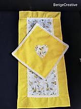 Úžitkový textil - Súprava Solidaster - 10746500_