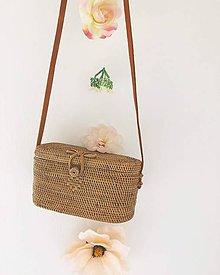 Kabelky - Ručná výroba Bali Bag - 10745532_