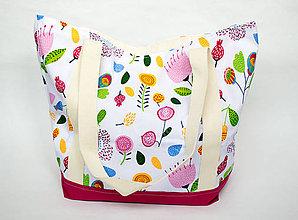 Nákupné tašky - Nákupná taška - 10746320_