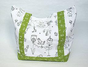 Nákupné tašky - Nákupná taška - 10747306_