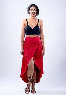 Sukne - sukňa tulipán - 10747567_