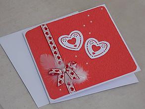 Papiernictvo - ..pohľadnica svadobná... - 10745142_