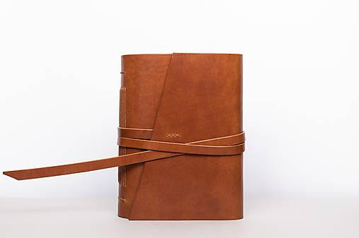 Kožený zápisník Georg
