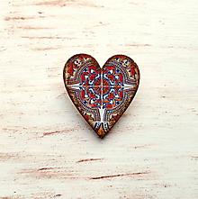 Odznaky/Brošne - brošna ornamenty - 10748102_