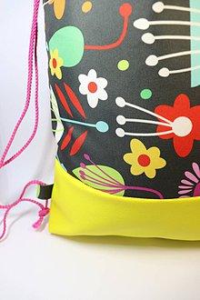 Batohy - BATOH FLOWERS - 10748128_