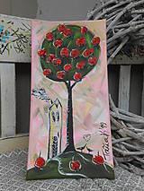 Obrazy - Pod jabloňkou - 10744710_