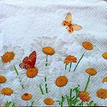 Papier - kvety 122 - 10750244_