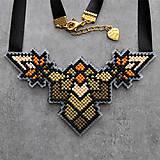 Náhrdelníky - cross - 10751113_