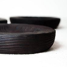 Nádoby - Drevené misky SET-3kusy - 10749361_