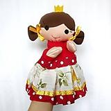 Hračky - Maňuška princezná (na objednávku) - 10750504_