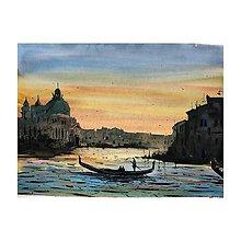 Obrazy - Benátky III - 10750435_