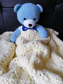 Textil - Detská deka - 10750332_