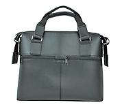 Na notebook - Kožená taška pre notebooky do 13″ v čiernej farbe - 10749898_
