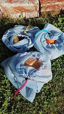 Nákupné tašky - Zero Waste nákupné vrecká aj pre mužov - 10750691_