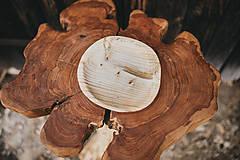 Nádoby - Dlabaná miska (rôzne dreviny) - 10749502_