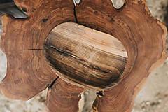 Nádoby - Dlabaná miska (rôzne dreviny) - 10749504_