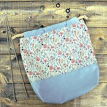 Iné tašky - Tvoritaška ~ projektová taška na vaše tvorenie - 10750770_