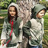 Kabáty - Detský kabátik pre chlapčeka - 10748929_