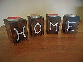Svietidlá a sviečky - Svietnik Home - 10749912_