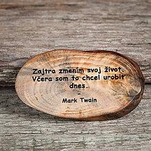 Magnetky - Magnetka - citát - Zajtra - 10749480_