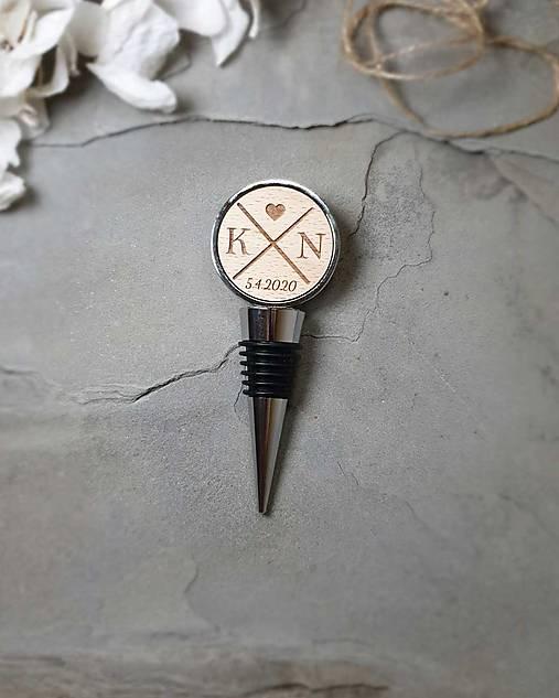 da141049b Vínové zátky - personalizované / DrevoDed - SAShE.sk - Handmade Pomôcky