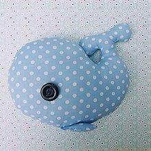 Hračky - Veľrybička bodkovaná - 10750054_