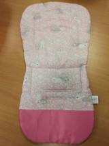 Textil - Podložka do kočíka - 10748718_