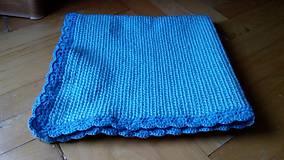 Textil - Deka háčkovaná - 10751254_