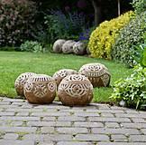 Svietidlá a sviečky - záhradný svietnik - 10748857_