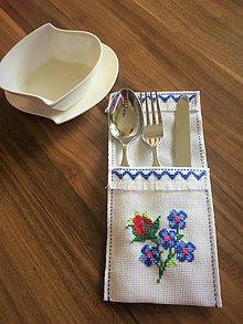 Úžitkový textil - Modré - 10751857_