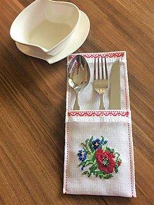 Úžitkový textil - Na lúke - 10751864_