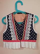 Detské oblečenie - Detský lajblik - 10754507_