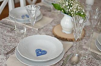 Darčeky pre svadobčanov - Modré magnetky ako darčeky - 10753314_