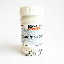 Farby-laky - Štruktúrovacia pasta - 10752566_