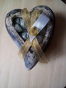 Pierka - svadobné pierko zlaté-pre rodičov - 10754057_