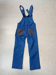 Detské oblečenie - Chlapčenské montérky - 10754611_