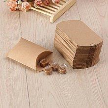 Obalový materiál - KB105 Krabička 9x7x2,5 cm (Natur) - 10753177_